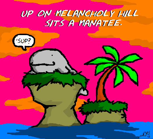 Gorillaz - Melancholy Hill (by August-OH!)